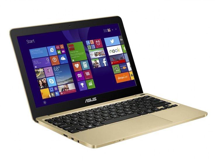 """Asus X205TA-BING-FD027BS 11.6"""" Intel Z3735F 2GB 32GB Gold Ultrabook"""