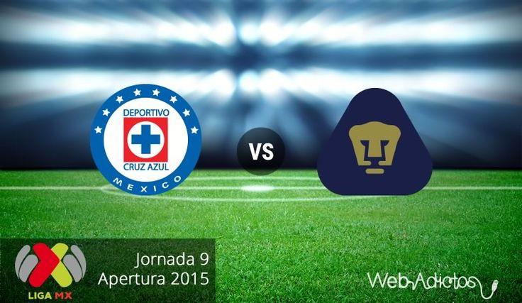 Cruz Azul vs Pumas en el Apertura 2015 ¡En vivo por internet! - http://webadictos.com/2015/09/19/cruz-azul-vs-pumas-apertura-2015/?utm_source=PN&utm_medium=Pinterest&utm_campaign=PN%2Bposts