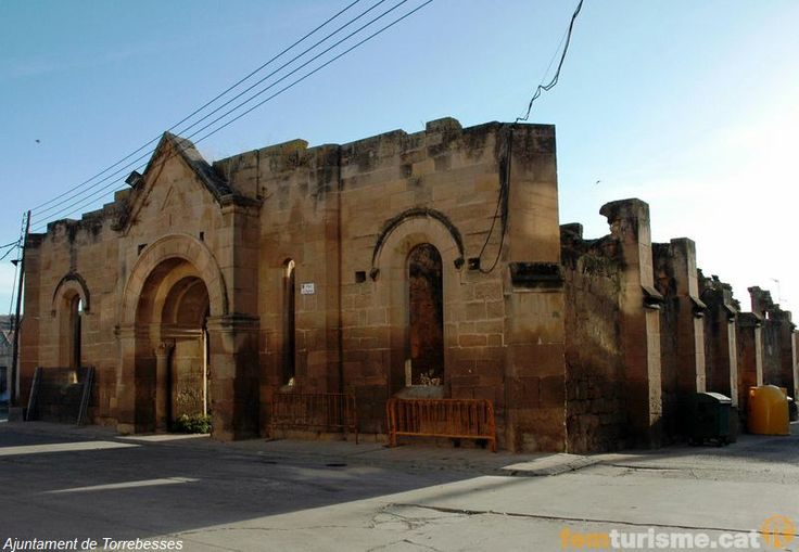 Castillo de Torrebesses.Lerida Spain.