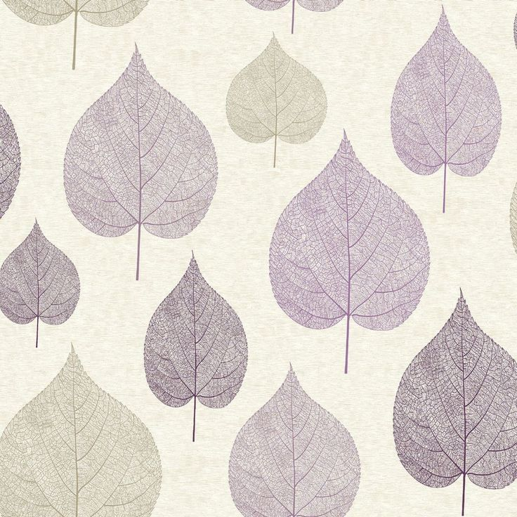 One Leaf Plum wallpaper by Crown