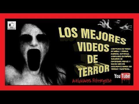 videos de terror do halloween