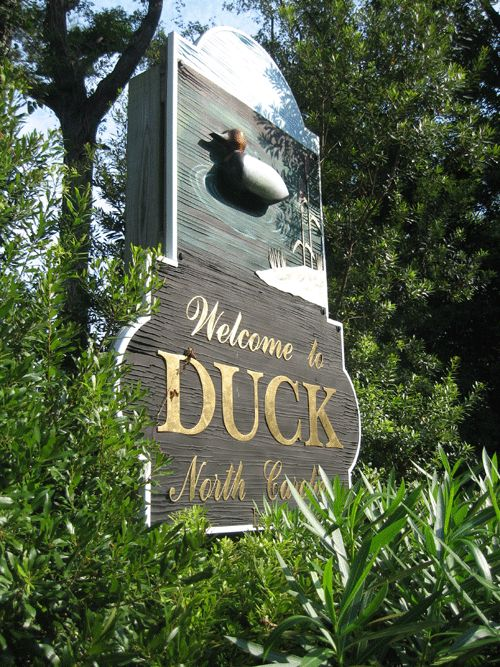 Duck, North Carolina