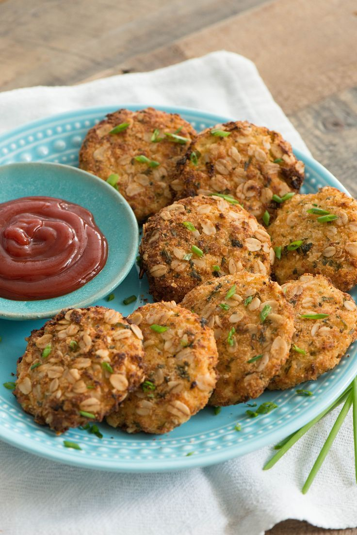 Airfryer Cauli-Tots.  No deep-frying here.  These are made with the Phillips Airfryer.