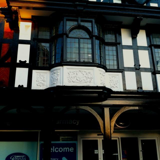 Lichfield Staffordshire interesting architecture