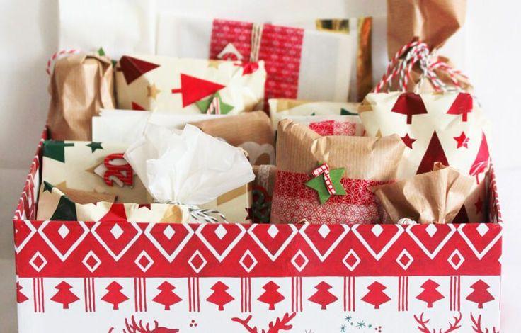 50 Ideen für die Adventskalender-Füllung für ihn und für sie
