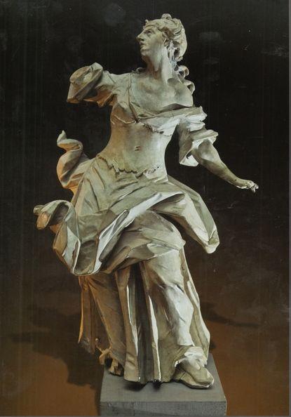 Allegory of Wisdom, 1755 Johann Georg Pinzel