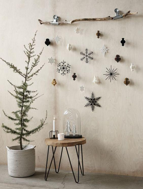 75 idées pour Noël (Ambiances, DIY, recettes )