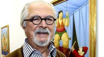 ►Un día como hoy pero de 1932 nace el pintor colombiano Fernando Botero.