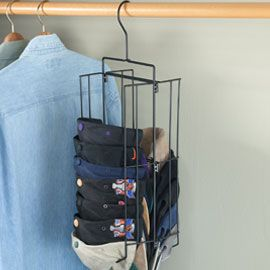 Solutions - Hanging Cap Rack