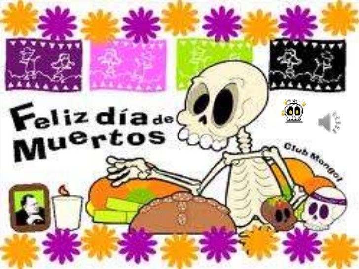 ¡Feliz día de Muertos! en México - Presentación completa de esta tradición