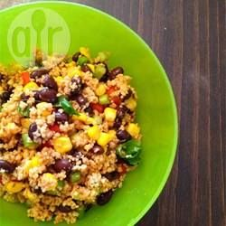 Couscous and Black Bean Salad @ allrecipes.com.au