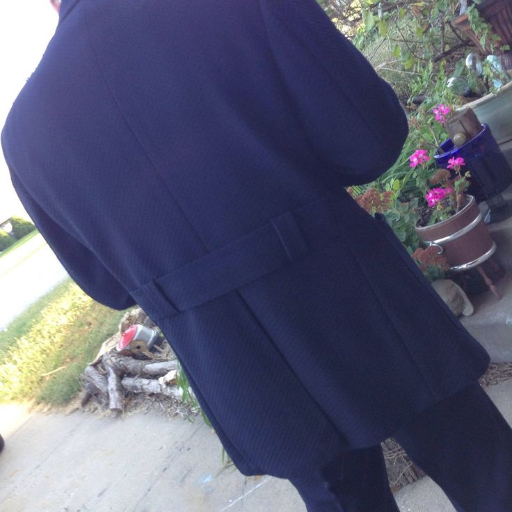 Excited to share the latest addition to my #etsy shop: Vintage hipster 60s Matlaws of Kansas City navy blue men's suit size large free shipping