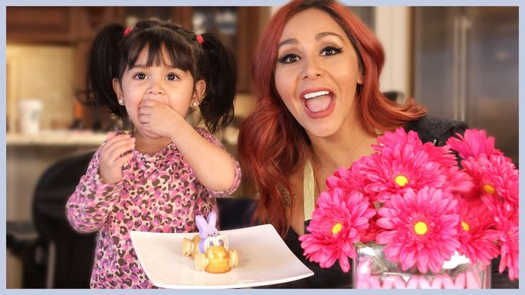 Snooki's Easter PEEPS DIY with Giovanna!
