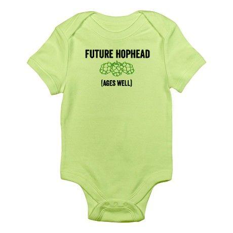 Future HopHead Child Mild Bodysuit Future HopHead Physique Swimsuit by Store Brew I.Q