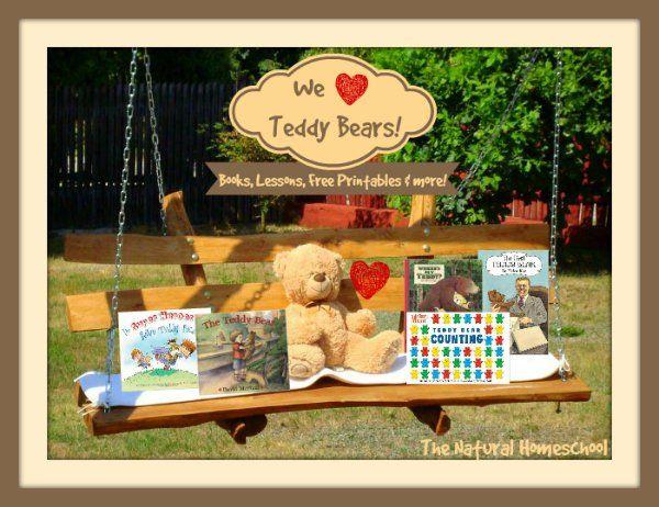 Teddy Bear Games For Kids