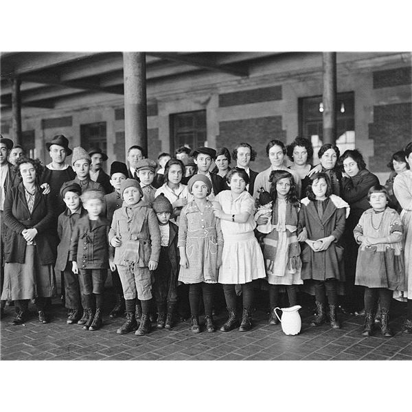 Cultural Conflict during the 1920s: High School History Lesson on Immigration