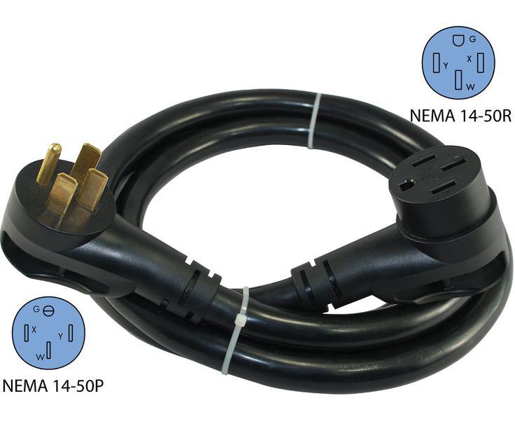 Universal Molded Trailer Light Plug Wiring Harness 7 Way Rv 1239 Cord