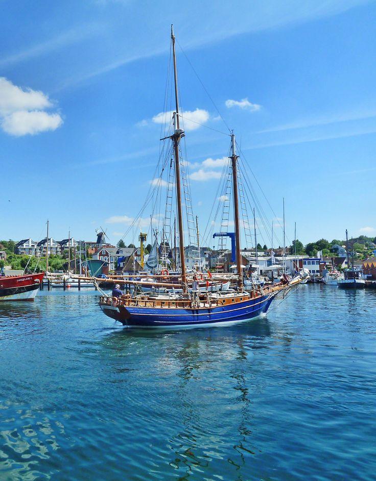 Ferien an der Kieler Förde - https://www.reisecompass.de/ferien-an-der-kieler-foerde/