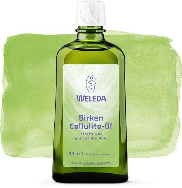 Birken Öl für Haut mit Spannkraft