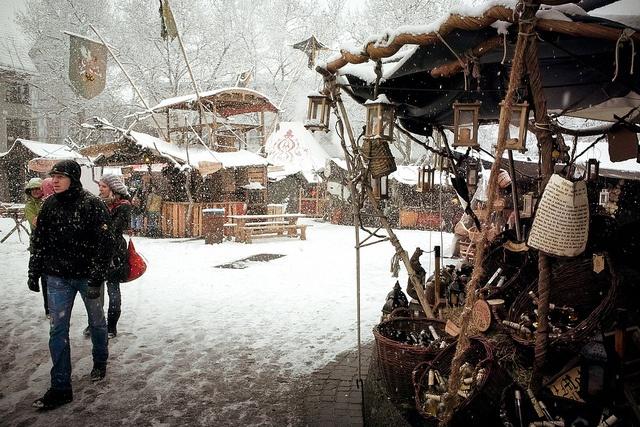 Esslingen Medieval Christmas Market, Germany