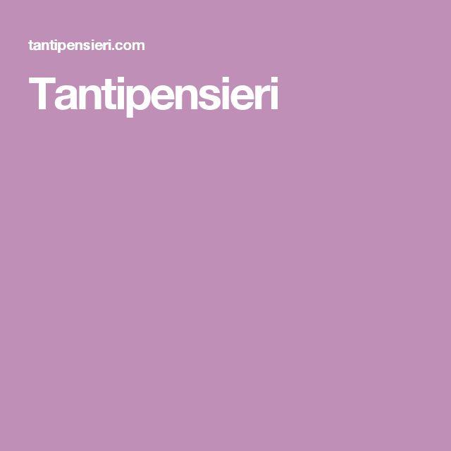 Tantipensieri