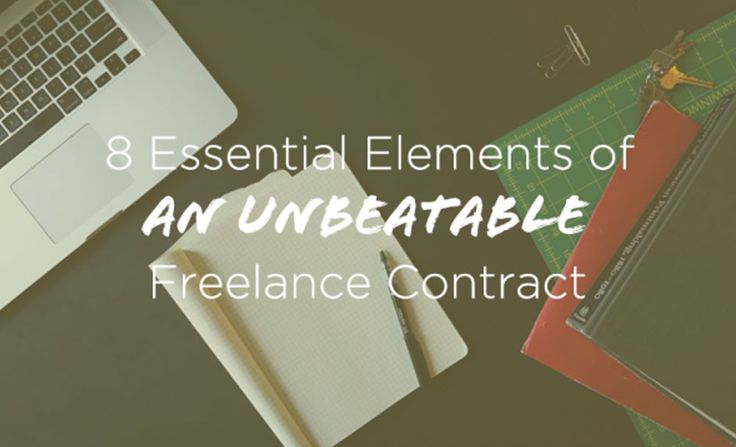 250 best The Freelancing Files How to become a Freelancer images - contract clauses you should never freelance without