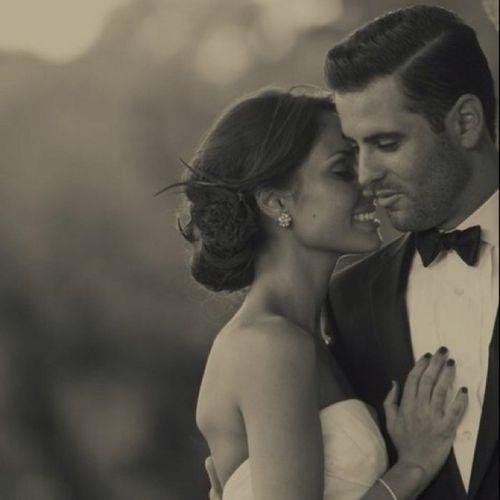 The Perfect Classy Wedding Photo
