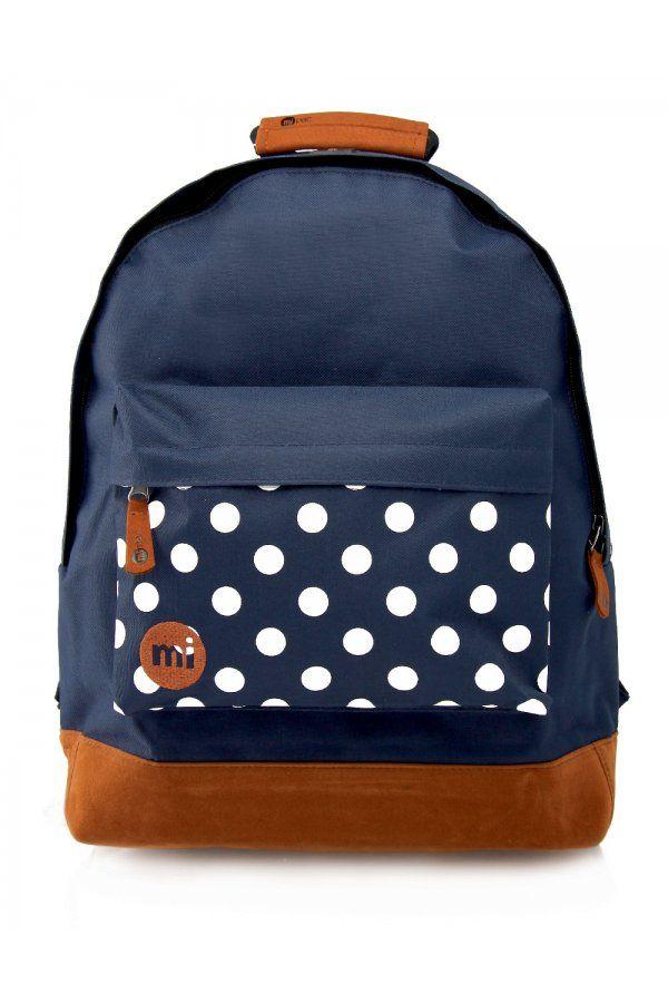 MI-PAC BAG POLKADOT http://wearhouse.gr/female/accessories-female/bags-female-accessories?product_id=7108