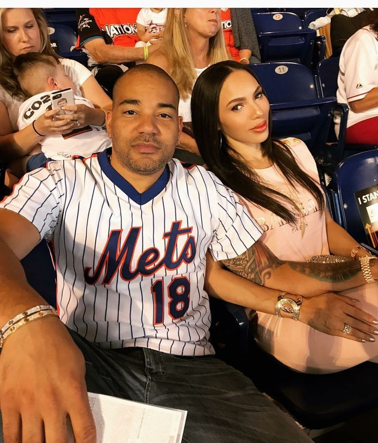 Dj Envy And Lovely Wife Gia Sir Envy Pinterest Black