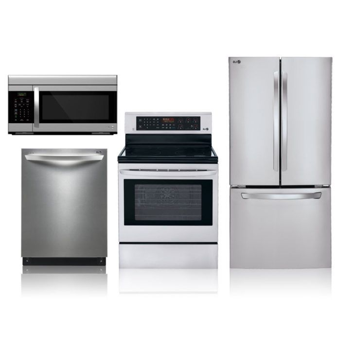 Kitchen Appliances Outstanding Samsung Kitchen Appliance Bundle 4