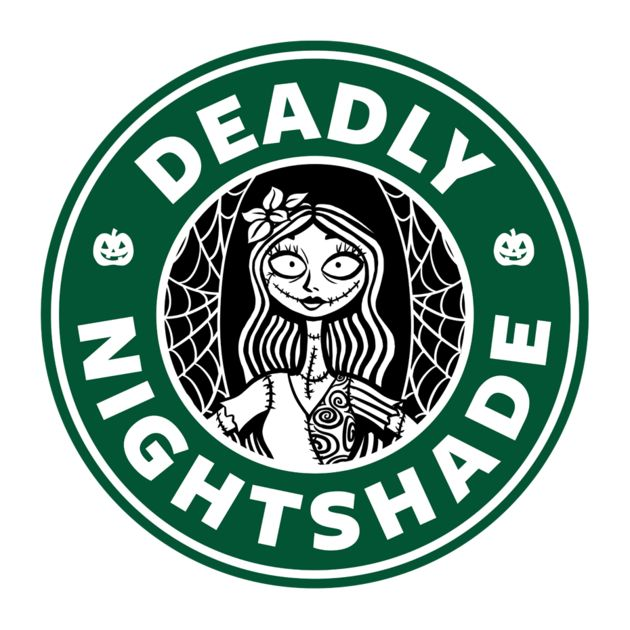 Check out this awesome 'Deadly+Nightshade' design on TeePublic! http://bit.ly/1ot3yEJ