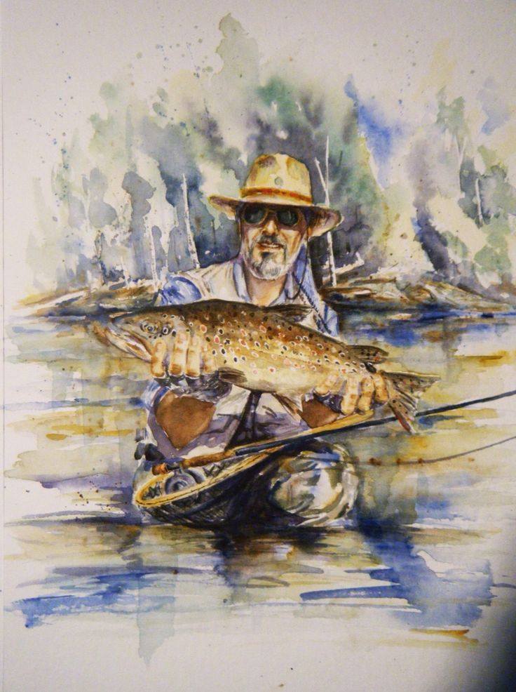 Fly fishing fly drawings - photo#50