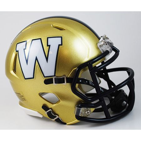 "- Officially licensed helmet - Includes interior padding and a 4-point chinstrap - Features official colors and decals - The helmet is approximately 5"" tall"