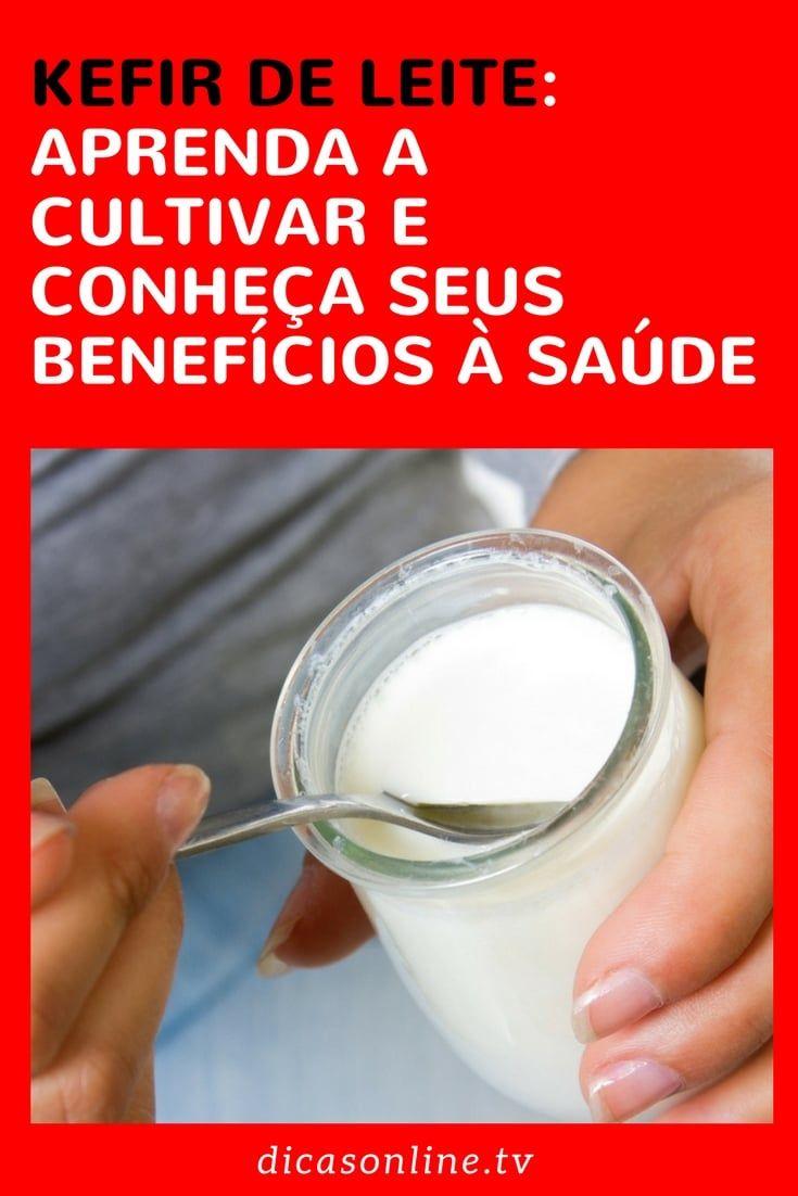 kefir de leite e prostata