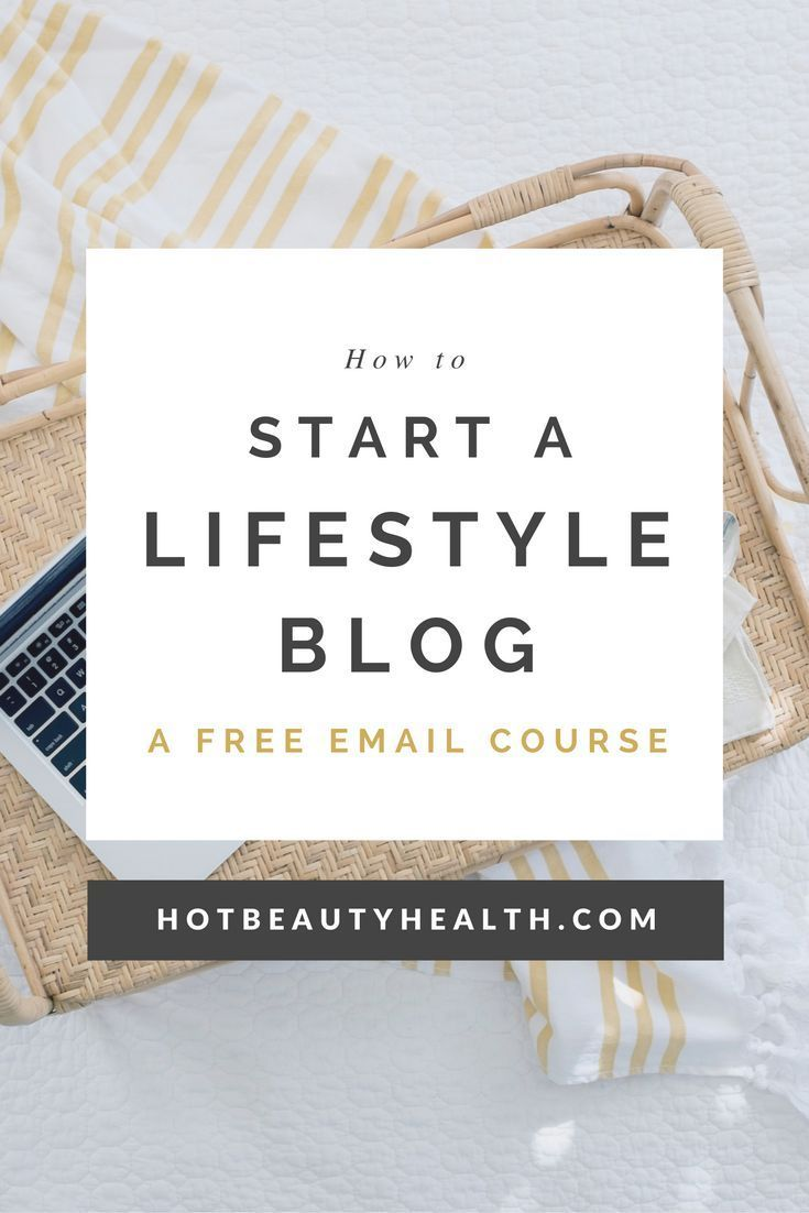 Start a Lifestyle Blog: A FREE 5-Day Email Course! Learn the cost of starting a new blog, how to find your niche, picking the perfect domain, the step-by-step process of building your blog, and a lot more! >>