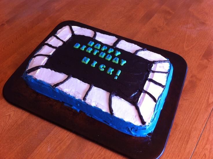 Trampoline Birthday Cake Holidays Pinterest