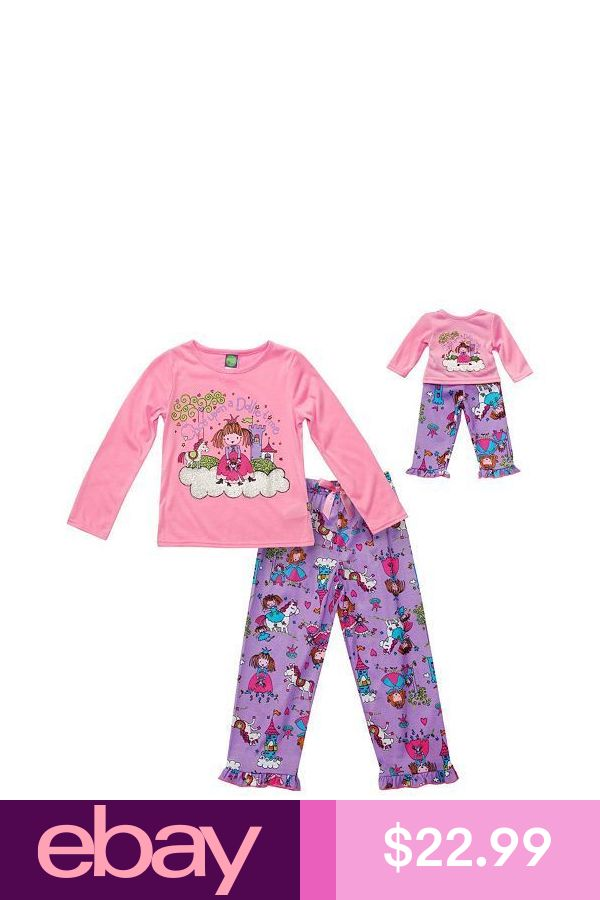 Girl /& Doll Matching Pajamas BearY Christmas 4-14 Dollie /& Me fits American Girl