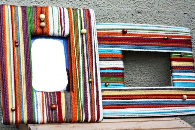 17inventive ways tomake your own unique picture frame
