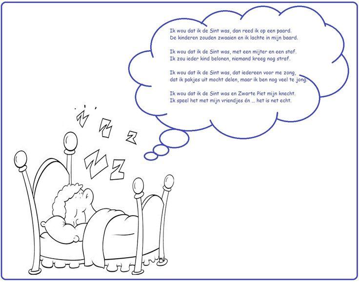 * Versje: Ik droomde...