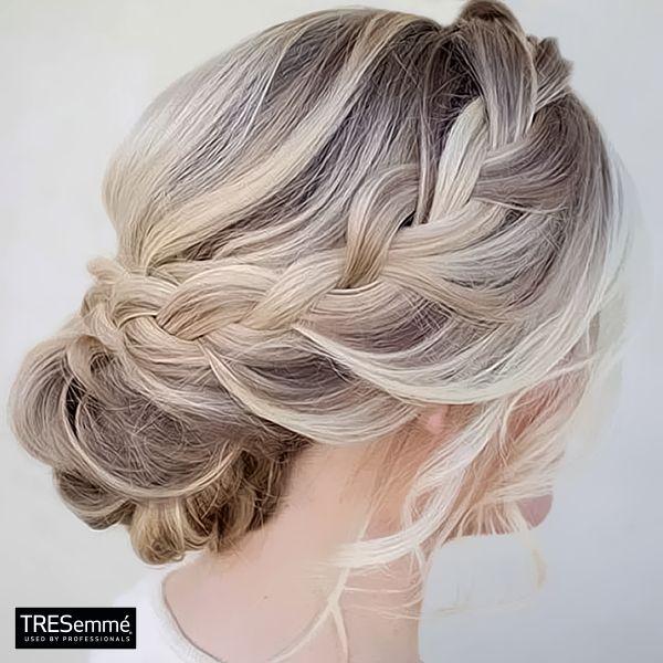 12 best wedding hairstyle - peinados boda images on pinterest