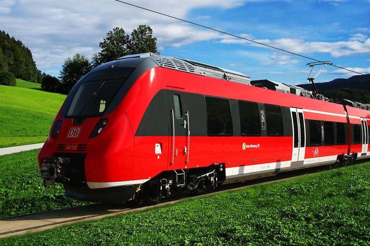 Bombardier Regional Electric Train, DB S-Bahn Nürnberg Train no. 442 212