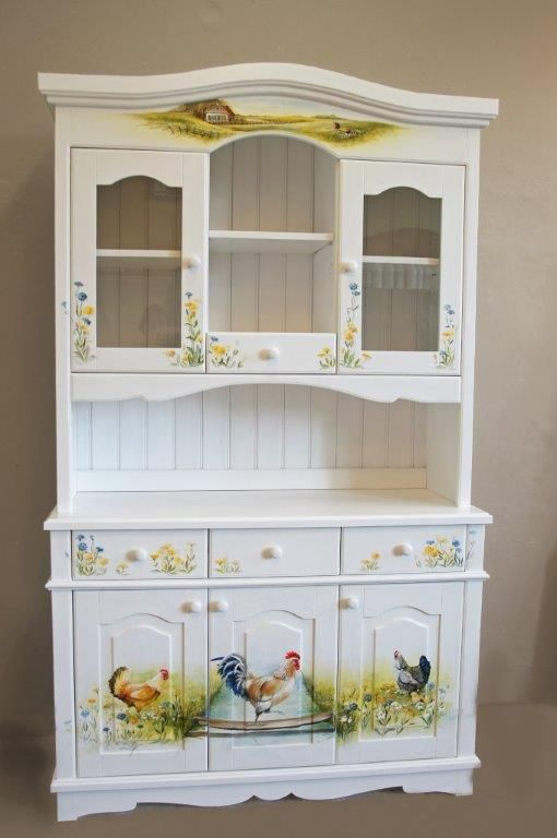 Four Seasons and Me: an idyllic furniture