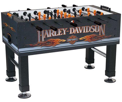 Harley Davidson Foosball Table For Sale