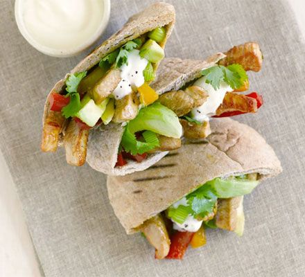 Kids will love this tasty snack-supper, and we bet they'll never know it's superhealthy too