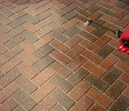 If you have paving slabs or block paving laid on your driveway, path or patio you may want to protect them against oil, moss, weeds, BBQ grease, ice de-frosting salts and tyre marks by applying a paving sealer to the surface.