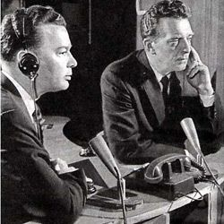 Chet Huntley & David Brinkley