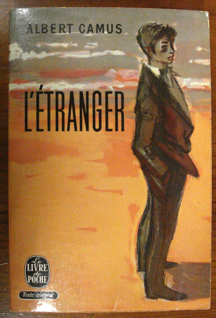 an examination of the novel the stranger by albert camus It is considered—to what would have been camus's irritation—the exemplary existentialist novel  albert camus's l'étranger,  and an examination of.