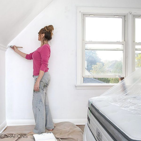 Best 25 Painting Over Wallpaper Ideas On Pinterest Wallpaper Over Wallpaper Bathroom Paint
