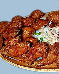fried cajun chicken wings recipe