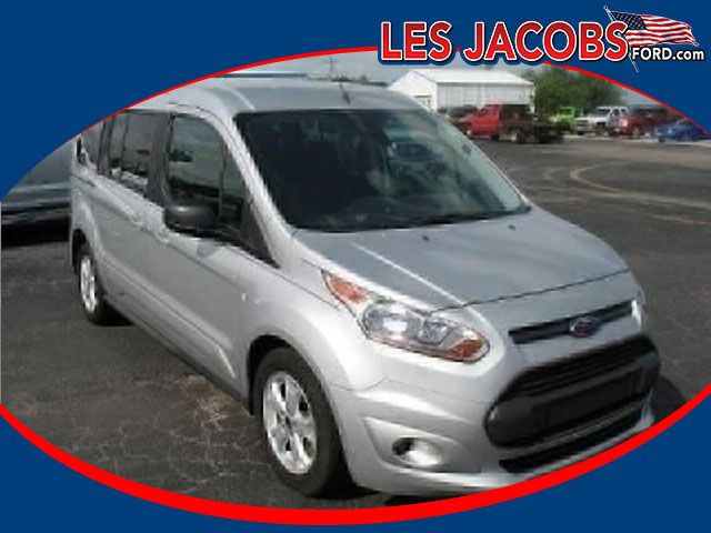 1594 – 2016 #Ford #Transit Connect Wagon XLT- Certified Pre-Owned! Silver Metallic with Charcoal Black, I-4 2.5L, Auto, Third Row Seats fold down for extra storage! Great Fuel Mileage! PW, Pl, PM, Tilt, Cruise and More! #Used #Cars #Cassville, #MO